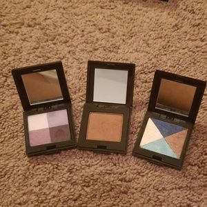 Gorgeous set of eyeshadow,  set of three